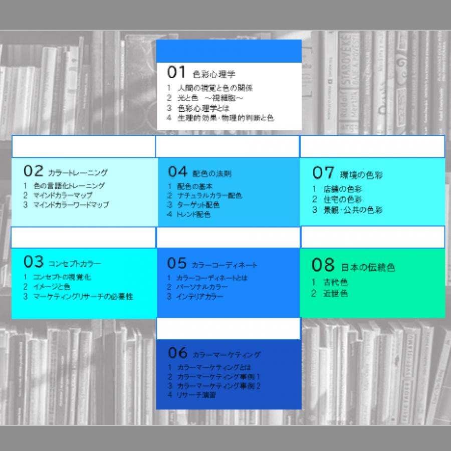 Color Rules5,000円体験講座